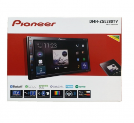Multimidia Receiver Pioneer Dmh-zs5280tv Modular Web Link
